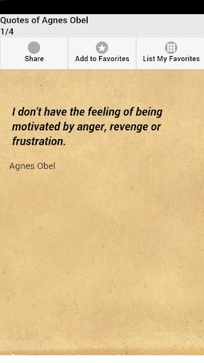 Quotes of Agnes Obel