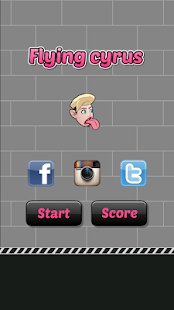 Flying Cyrus - Wrecking Ball - screenshot thumbnail