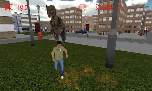Dino Simulator