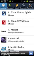 Screenshot of RadioMA v2.0 - Morocco