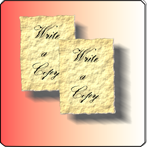 WriteaCopy LOGO-APP點子