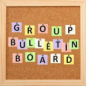 Group Bulletin Board