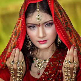 hindi looks by Vian Arfan - People Portraits of Women