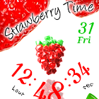 Strawberry Time LWP icon