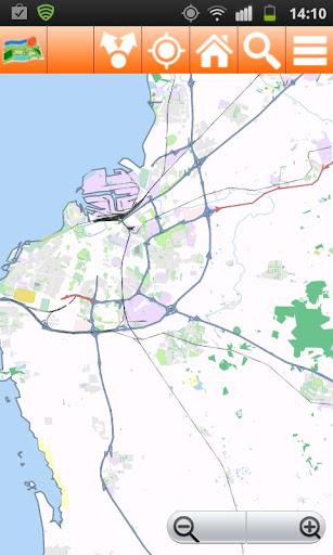 Malmo Offline mappa Map