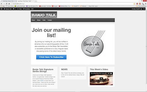 Banjo Talk