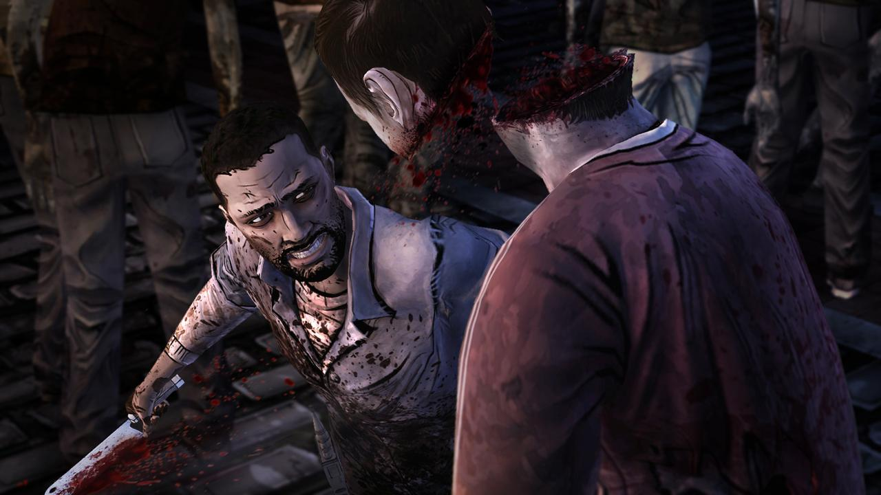 The Walking Dead: Season One screenshot #7