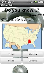 US States Game