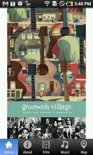 Greenwich Village Music Doc