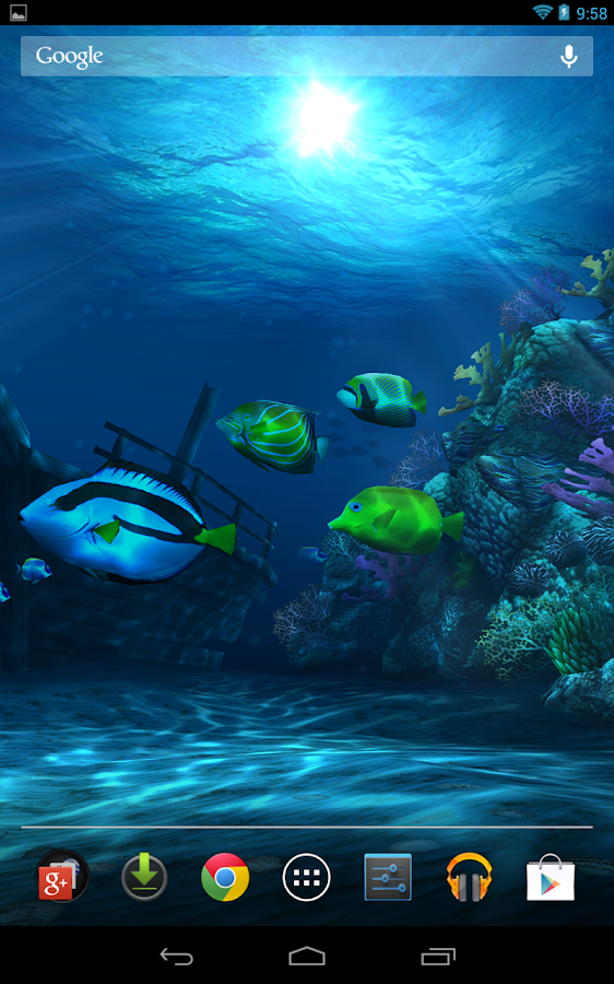 Ocean HD- screenshot