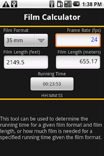 Kodak Cinema Tools - screenshot thumbnail