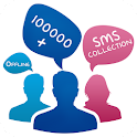 100000 SMS Messages Collection icon