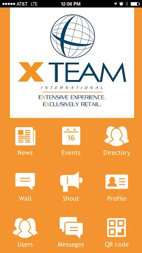 X Team international