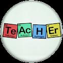 3D Pin Im teacher icon