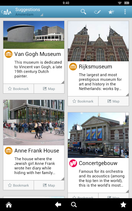 Netherlands Travel Guide- screenshot