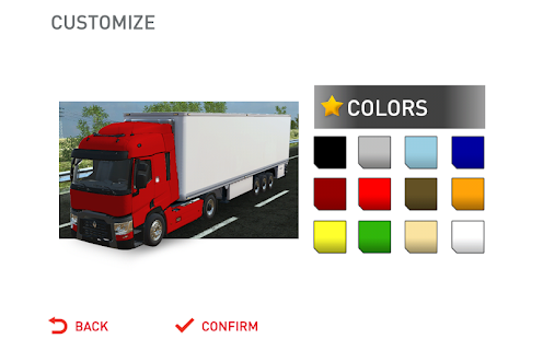 TruckSimulator- screenshot thumbnail
