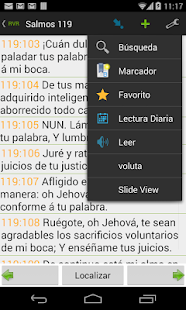 Spanish Bible RVR - screenshot thumbnail