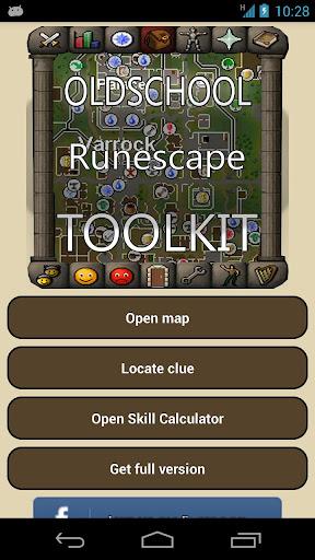 Oldschool Runescape Toolkit