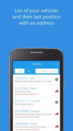 Fleet: GPS Vehicle Tracking