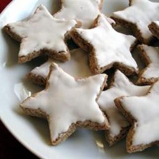 Cinnamon Stars.