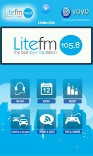 Lite FM Screenshot 2