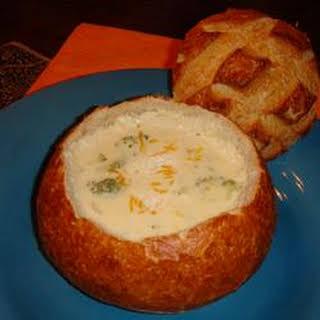 Cream of Broccoli Soup II.