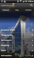 Screenshot of Marina Bay Sands