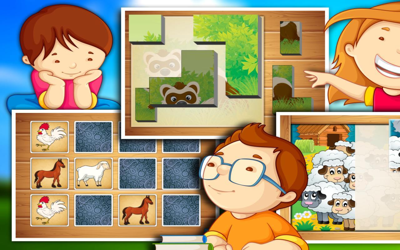 kinderspiele app gratis