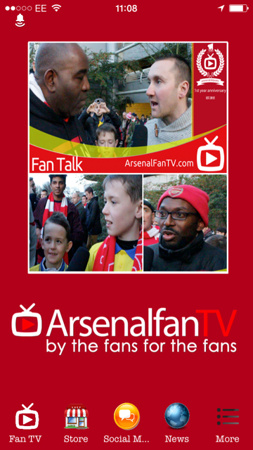 Arsenal Fan TV- screenshot