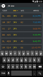 FlightBoard - screenshot thumbnail