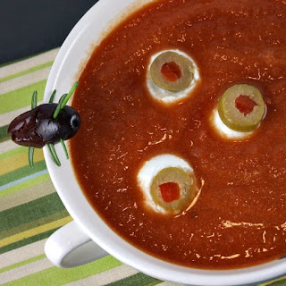 Eyeball Soup with Bugs