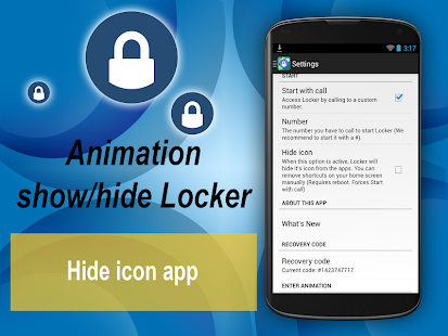 Apps Locker Master APK for Bluestacks
