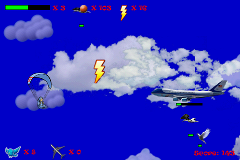 Sky Danger - screenshot