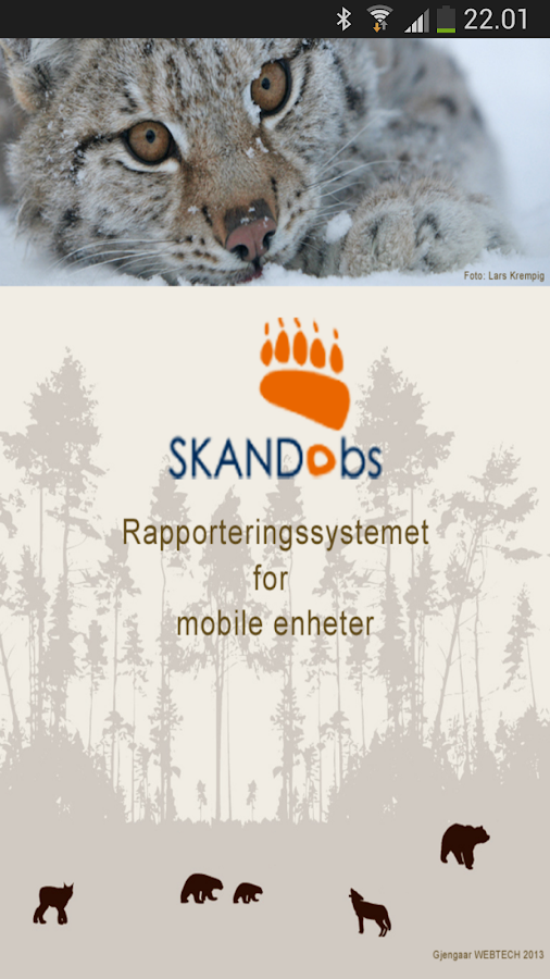 Skandobs Touch - screenshot