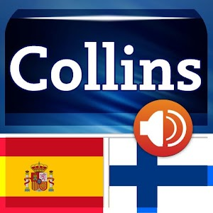 Spanish<>Finnish Gem Dictionar Icon