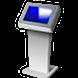 """""""Kioskbrowser HC"""", kiosk-appens logotyp"""