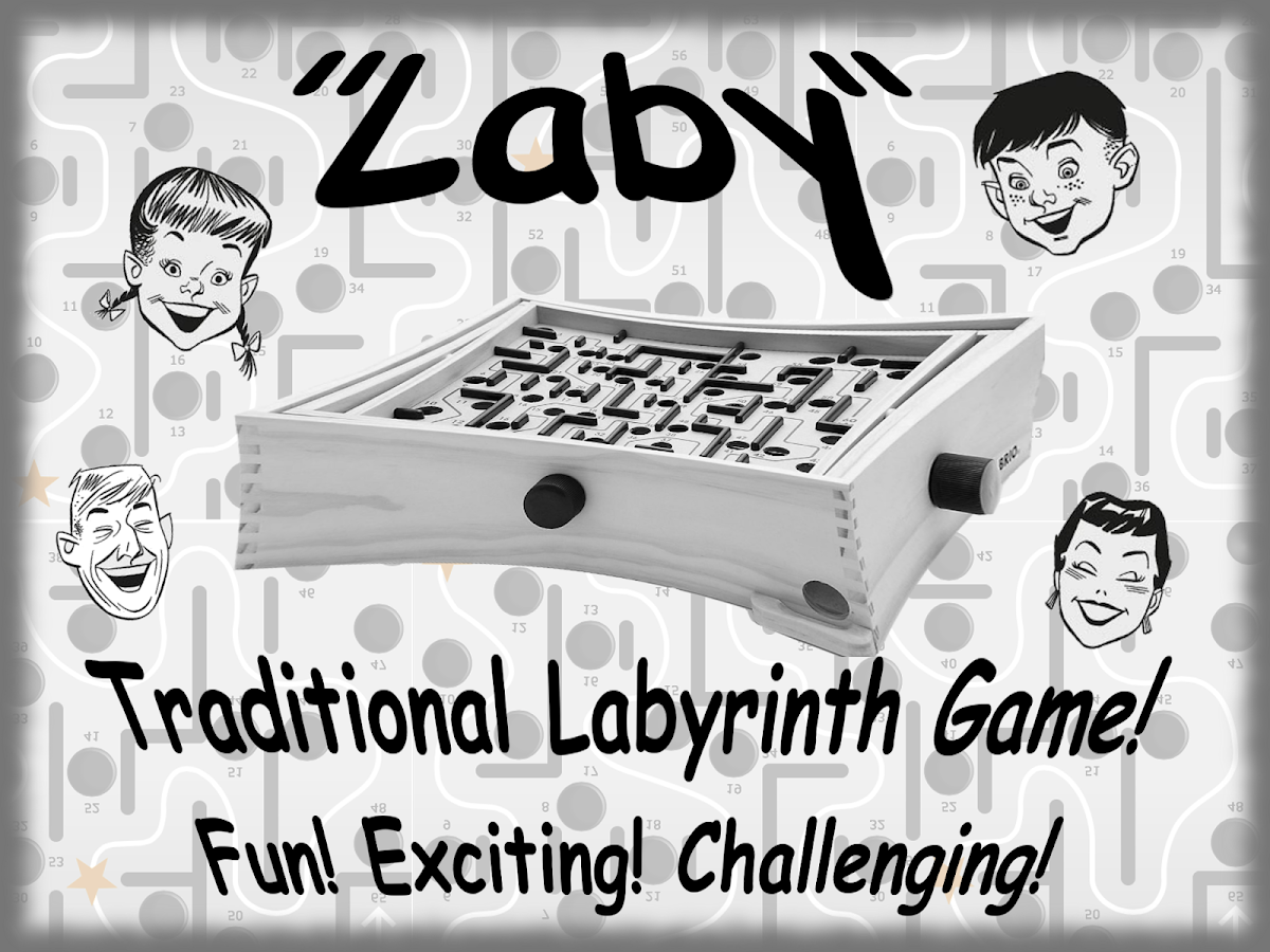 """Laby"" Labyrinth Game- screenshot"