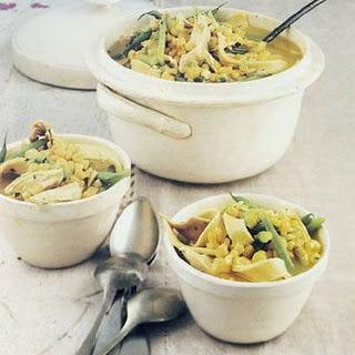 Lancaster County Chicken-Corn Soup