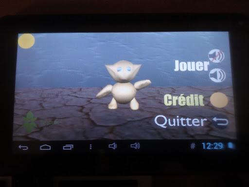 Tiwi 3D Demo navigation