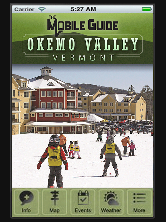 Okemo Valley-The Mobile Guide- screenshot