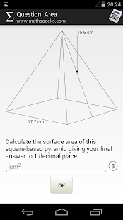 MathsGeeks GCSE Foundation- screenshot thumbnail