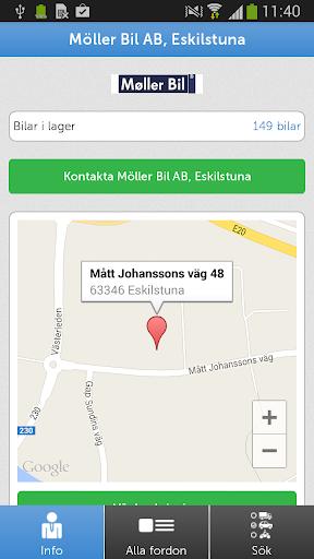 【免費商業App】Möller Bil-APP點子