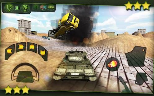 Tank Simulator 3D 2014