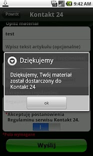 Kontakt 24 - screenshot thumbnail