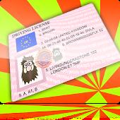 Driver License Generator