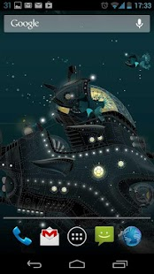 The Nautilus LWP- screenshot thumbnail