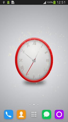 Clock for Opera