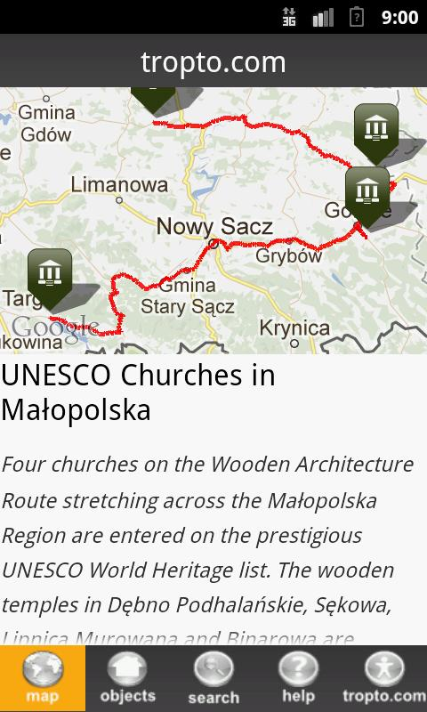 UNESCO Pearls - screenshot