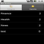 Rss Reader(Rss閱讀器)