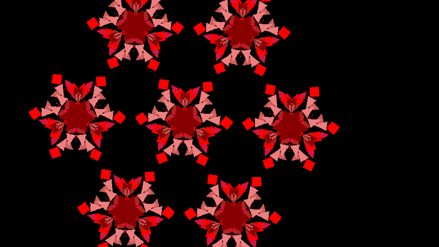 KaleidoSim Kaleidoscope Sim- screenshot